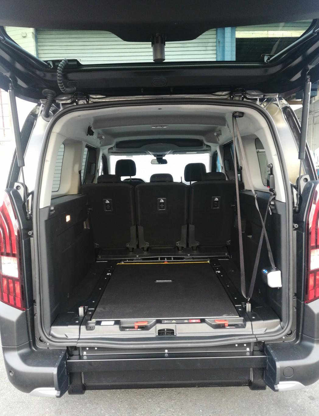 Flexi Ramp Peugeot Rifter L2